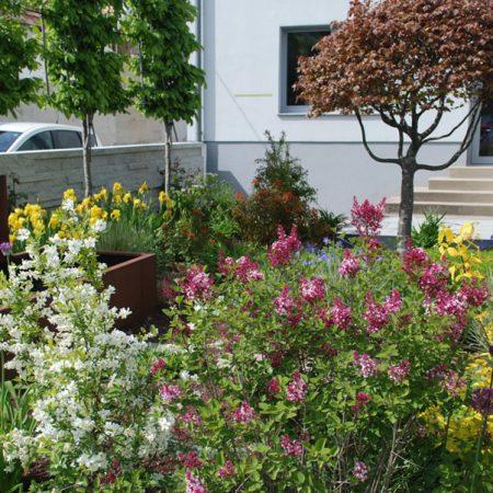 Bürogarten